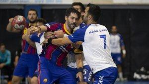 El Barça venció al Granollers en la pasada Supercopa de Catalunya