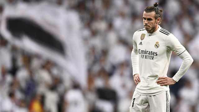 El Bernabéu no aguanta más: sonora pitada a Bale al ser cambiado