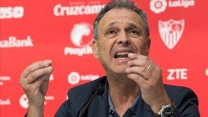 Caparrós prevé una eliminatoria complicada ante el Barça