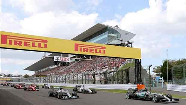 El circuito de Suzuka del GP de Japón de F1 (ES)