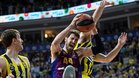 Controlar el rebote se antoja clave ante el Fenerbahçe