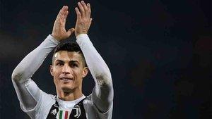Cristiano Ronaldo, el gran peligro para el Atlético en la Champions