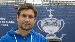 David Ferrer, ante su última oportunidad de ganar el Barcelona Open