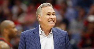 Después de cuatro años, Mike DAntoni se despide de Houston