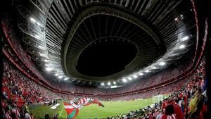 El estadio de San Mamés verá a la selección española en 2020