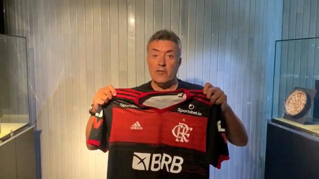 El Flamengo anuncia al español Domenec Torrent como su nuevo técnico
