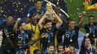 Francia 4 - Croacia 2 Final del Mundial 2018
