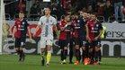 El Inter no puede ante el Cagliari