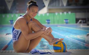 Jennifer Pareja sigue abonada a las medallas, también en natación