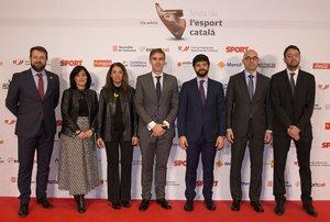 Las mejores imágens de la Festa de LEsport Català 2020