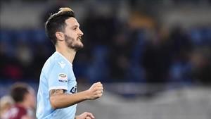 Luis Alberto triunfa en Italia