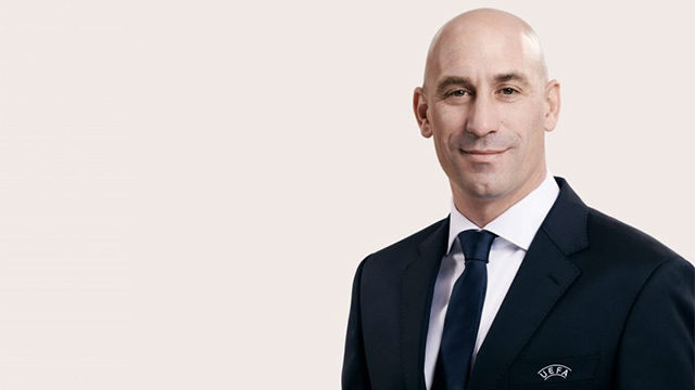 Luis Rubiales, elegido Vicepresidente de la UEFA