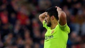 Luis Suárez militó en el Ajax antes de irse a Liverpool y Barça