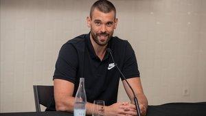 Marc Gasol ha analizado las opciones de España en el Mundial