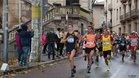 Más de 200 participantes acudieron a Ripoll para la media maratón