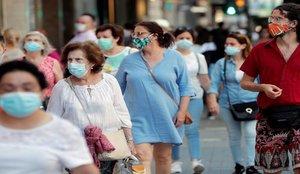 La mascarilla será obligatoria en Aragón a pesar de la distancia de seguridad