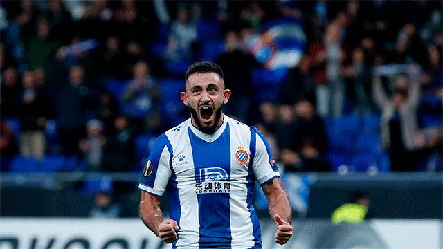 El Monito Vargas se sumó a la fiesta con un gol de penalti al Ludogorets