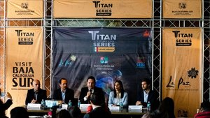 Nace Titan Series La Paz, México 2020