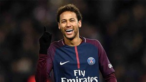 Neymar solo lleva una temporada en el PSG