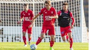 Oriol Busquets lo jugó casi todo con el Twente