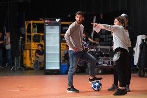 Pepsi MAX desvela el spot que Leo Messi ha convertido en viral antes de su estreno.