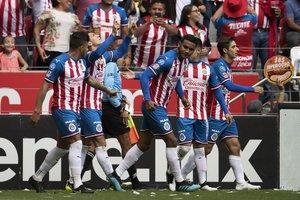 Quinta victoria del campeonato para el Guadalajara