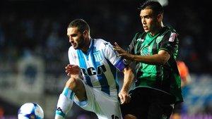 Racing perdió 2-1 con San Martín de Tucumán