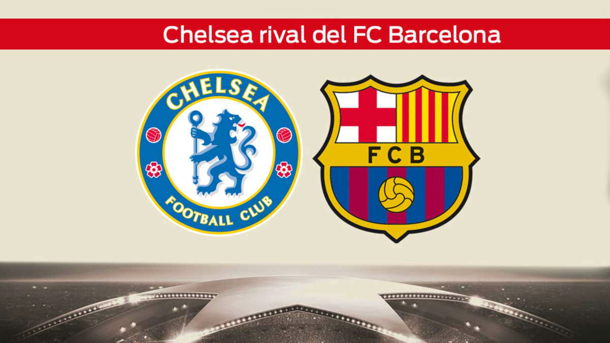 Sorteo octavos Champions: Chelsea - FC Barcelona