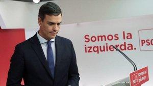 El tachón en la carta del PSOE a Ciudadanos que ha revolucionado Twitter