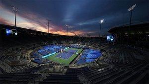 El torneo de Cincinnati se juega en las pistas del US Open