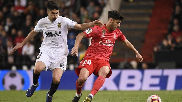 El Valencia pudo sentenciar antes al Madrid