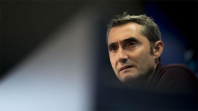 Valverde analiza la situación de Todibo antes del Sevilla