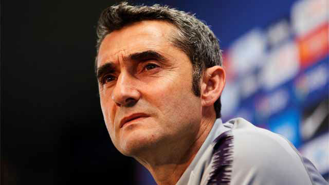 Valverde: Ganar supondría un importante golpe de moral