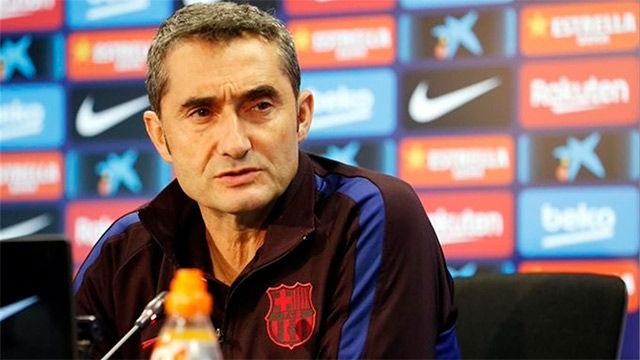 Valverde: Es imposible no depender de Messi