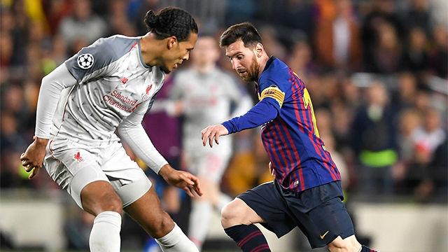 Van Dijk: Messi es el mejor del mundo, lo lleva demostrando muchos años