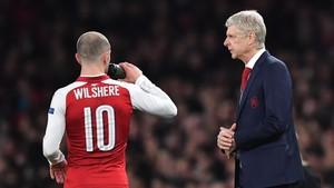 Wenger le comunicó a Wilshere que no tenía sitio en el once titular poco antes de empezar la temporada