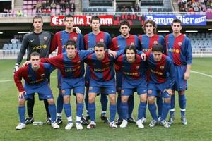 10.Sergio Busquets2006-2007