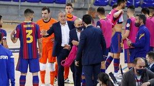 Andreu Plaza confía plenamente en la capacidad de su equipo
