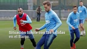 Así está la operación salida del Barça: situación límite