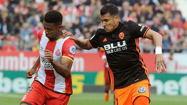 En Valencia aseguran que Murillo se va cedido al Barcelona