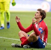 El Atlético de Madrid se encuentra a tres puntos del puntero de la liga, el Barcelona