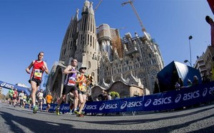 Atletismo / Matayón de Barcelona