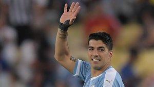 El azulgrana Luis Suárez regresa a la convocatoria de Uruguay