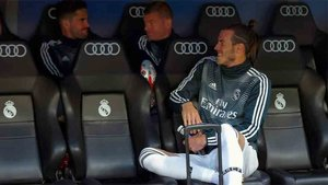 Bale quiere seguir en el Real Madrid