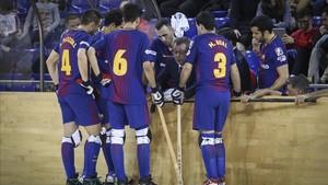 El Barça quiere encarar su clasificación en Lisboa