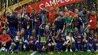 El Barcelona defenderá su título