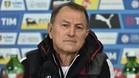 De Biasi lleva seis años al frente de la selección de Albania