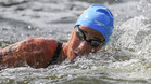 Erika Villaécija, campeona de España de 5 km en aguas abiertas
