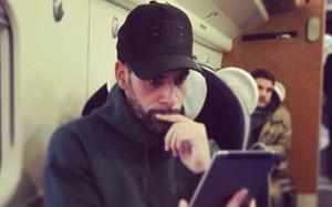 Ferdinand respondió a los lectores desde el tren