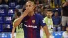 Ferrao está muy cerca de prolongar su contrato con el Barça Lassa